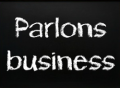 Parlons business