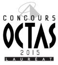 Lauréat au Concours des OCTAS 2015