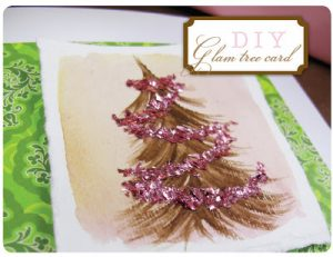 DIY - Tree Card4