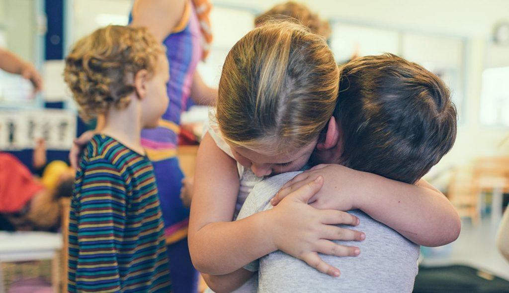 Au Danemark, les enfants suivent obligatoirement des cours d'Empathie