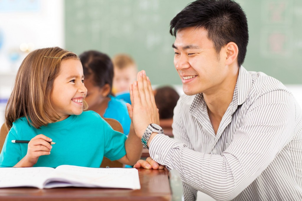 Le secret des relations positives entre les élèves et leurs enseignants