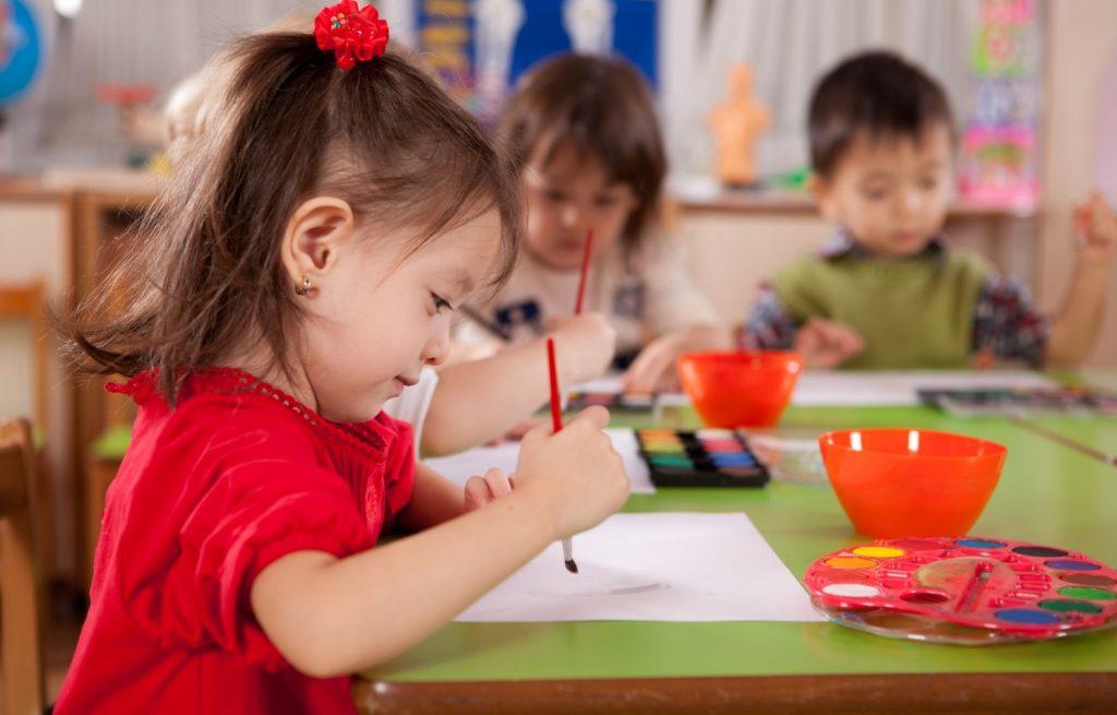 Maternelle 4 ans: une moyenne de dix enfants inscrits par classe