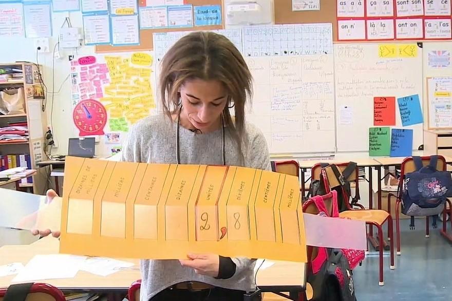 VIDÉO – Éducation : comment rendre plus ludique l'apprentissage des maths
