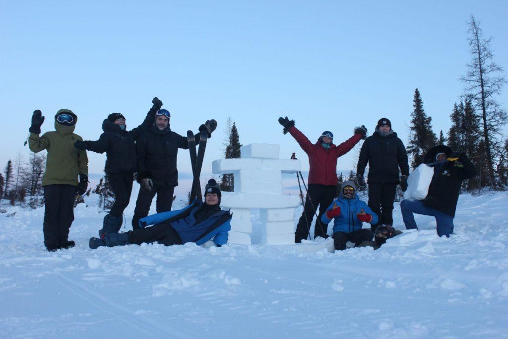 Cinq ans à enseigner aux jeunes inuits dans le nord du Québec