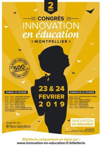 2ème Congrès Innovation en Éducation
